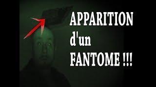 LA MAISON HANTÉE !!! -APPARITION D'UN FANTOME