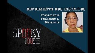 Spooky Houses - Depoimentos dos Pacientes - Cátia Maria