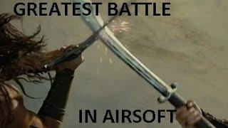 The Greatest Battle In Airsoft!!