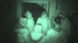 Red Lion Hotel ghost hunt - 27th December 2014 - Séance Group 2