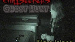 Chill Seekers - Ghost Hunt Episode 2 - Mare Island, on a paranormal ghost adventure