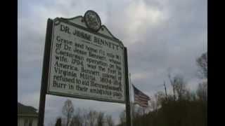 Pioneer Cemetery Video - Point Pleasant, West Virginiia