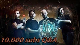 Q&A 10.000 subs