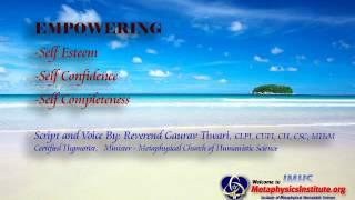 Empower Yourself for a Better Life - Hypnosis