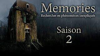 Memories : Générique Saison 2
