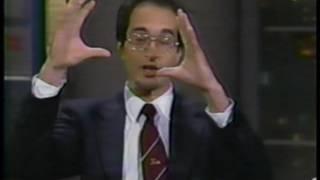 David Capraro UFO interview (1987)