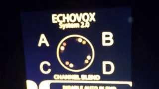 Echovox session