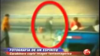 Fantasma ve su cadaver minutos despues de fallecer