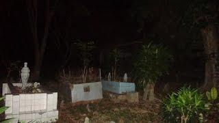 Kubor Kassim Malay Cemetery Ghost Hunt