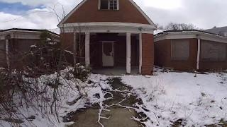 Intense Ghost Box Sessions Alone At Edwin Shaw Hospital Grounds Abandoned Sanatorium Haunted Ohio