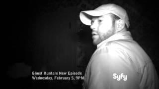 Ghost Hunters Sneak Peek - Something Violent