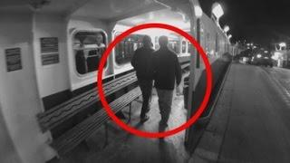 5 Disturbing Unsolved Mysteries Caught On Camera