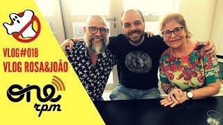 ONErmp Contrato VLOG#018 Rosa&João - Caça Fantasmas Brasil