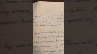 A scary letter from message in a bottle -1