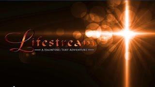 Lifestream - A Haunting Text Adventure Trailer