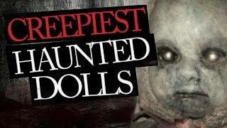 Creepy Haunted Dolls Caught On Tape Compilation
