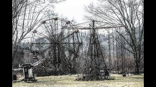 Abandoned Amusement Park  Oldest One In The World !!