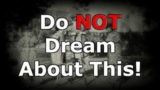 YOU MAY DIE IF YOU HAVE THIS DREAM!!! | CURSED DREAM!!! | IF YOU FALL, YOU DIE...