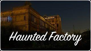Exploring Haunted Abandoned Factory With Ghost Hunters (Ghost of Harambe)