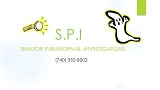 S.P.I Senator Paranormal Investigations Adkins Residence (read video description)