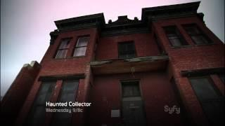 "Haunted Collector: ""Ghost Behind Bars/Haunted Brothel"" Preview 