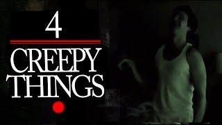 4 Creepy and Scary Things Caught on Camera