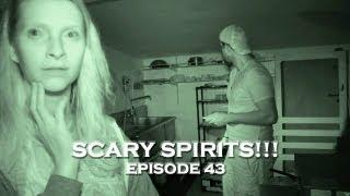 Paranormal Video: Scary Ghosts Caught at Haunted Bar? (DE Ep. 43)