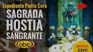 INCREÍBLE I Aparición de HOSTIAS MILAGROSAS en México  ¿MILAGRO o mensaje