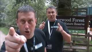 Lee & Pete at Sherwood