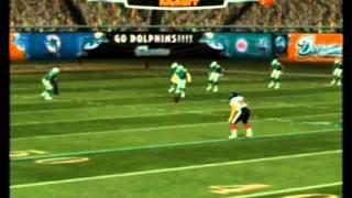 madden  2012 AFC Playoffs Houston Texans Vs Miami Dolphins