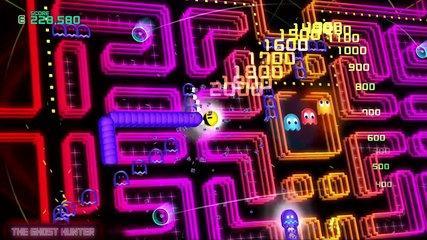 Pac-Man Championship Edition 2 - Ghost Hunter VS PAC-MAN Runner