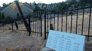 "Virginia City Hebrew Cemetery - Part 8 ""The Hunger Interments"""