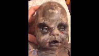 Burnt Baby Doll