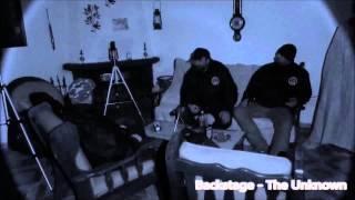 Δαιμονισμένο Σπίτι -  Backstage The Unknown
