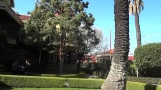 """Winchester Mansion Part 3 """"Beautiful Architecture Gracing Its Gardens"""""""