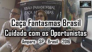 Cuidado com os Oportunistas - Caça Fantasmas Brasil - #865