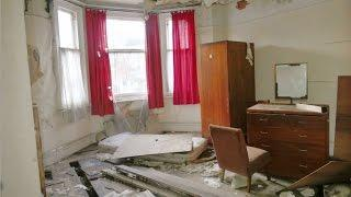 THE ABANDONED HOSPITAL HOUSE WITH STUFF LEFT BEHIND (PART 2)