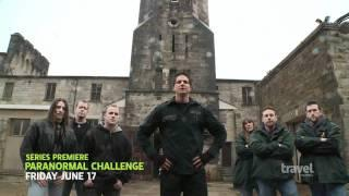 Catch the new show Paranormal Challenge with Zak Bagans of Ghost Adventures