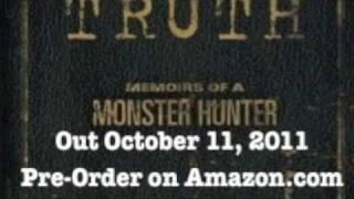 Josh Gates early book preview on Destination Truth Fan Radio