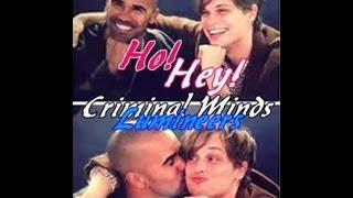 Criminal Minds - Matthew Gray Gubler & Shemar Moore - Ho Hey by The Lumineers
