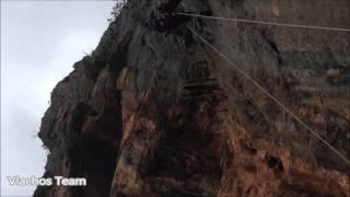 Έρευνα σε σπηλιά με σημάδια ανταρτών