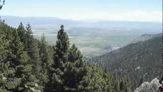 "Sierra Canyon & Genoa Peak - Part 9 ""Jarrod Filming Lord Rick On The Edge"""