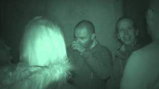 Upnor Castle ghost hunt - 31st October 2015 - Table Tilting part 2