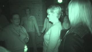 Explosion Museum ghost hunt - 9th September 2015 - Human Pendulum