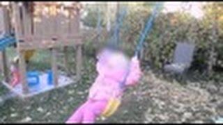 SLENDERMAN Caught On Tape Stalking Children   Slender Man Sighting    Is Slenderman Real ?
