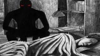 LA CAJA PARANORMAL: Historias de terror, La sombra.