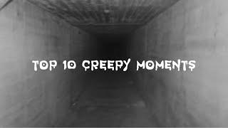 TOP 10 CREEPIEST MOMENTS OF THE HALES BAR DAM INVESTIGATION
