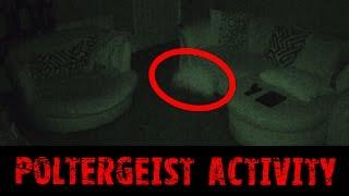 Poltergeist Activity Caught on Tape - Real Paranormal Activity Part 39