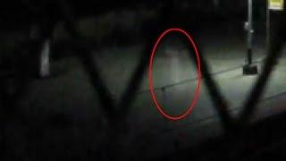 Scary Videos | Ghost Caught On Camera | Ghost Videos 2015 | Haunted Railway Station