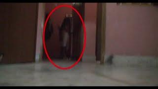 Unknown Creature Captured on Tape From Abandoned Area !! Shocking Real Ghost Scary Video
